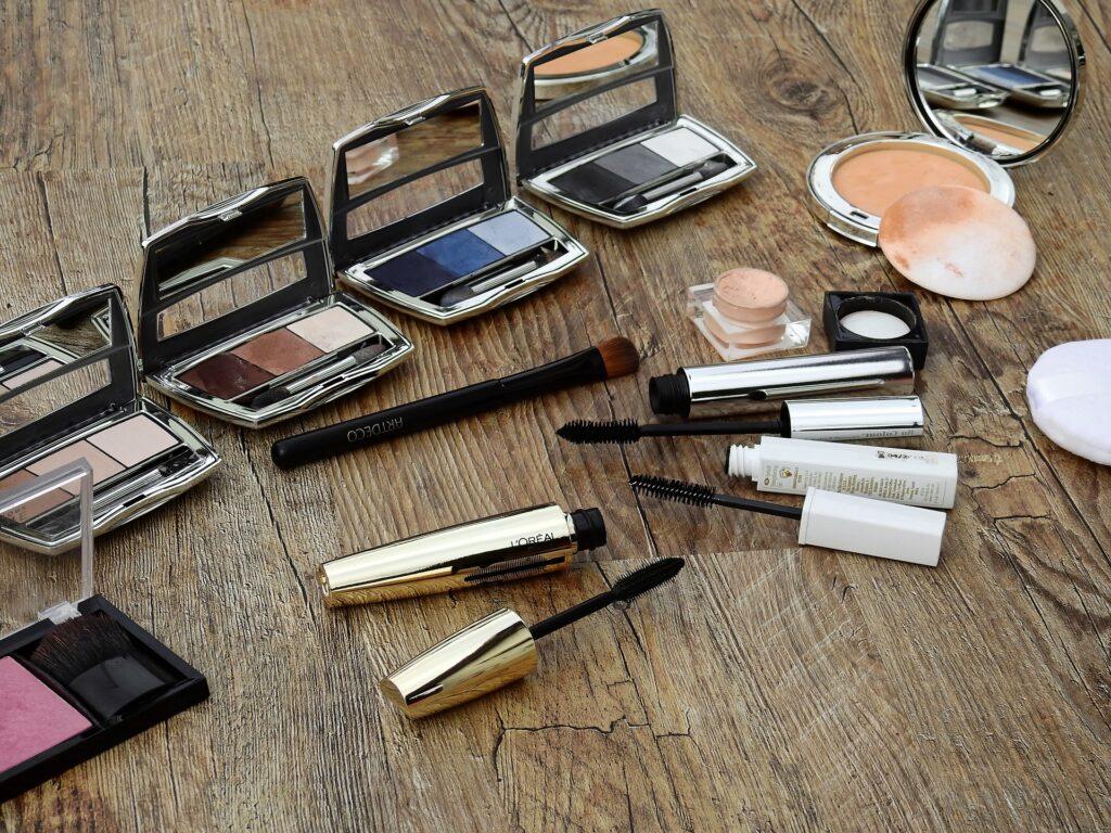 Schminke Makeup