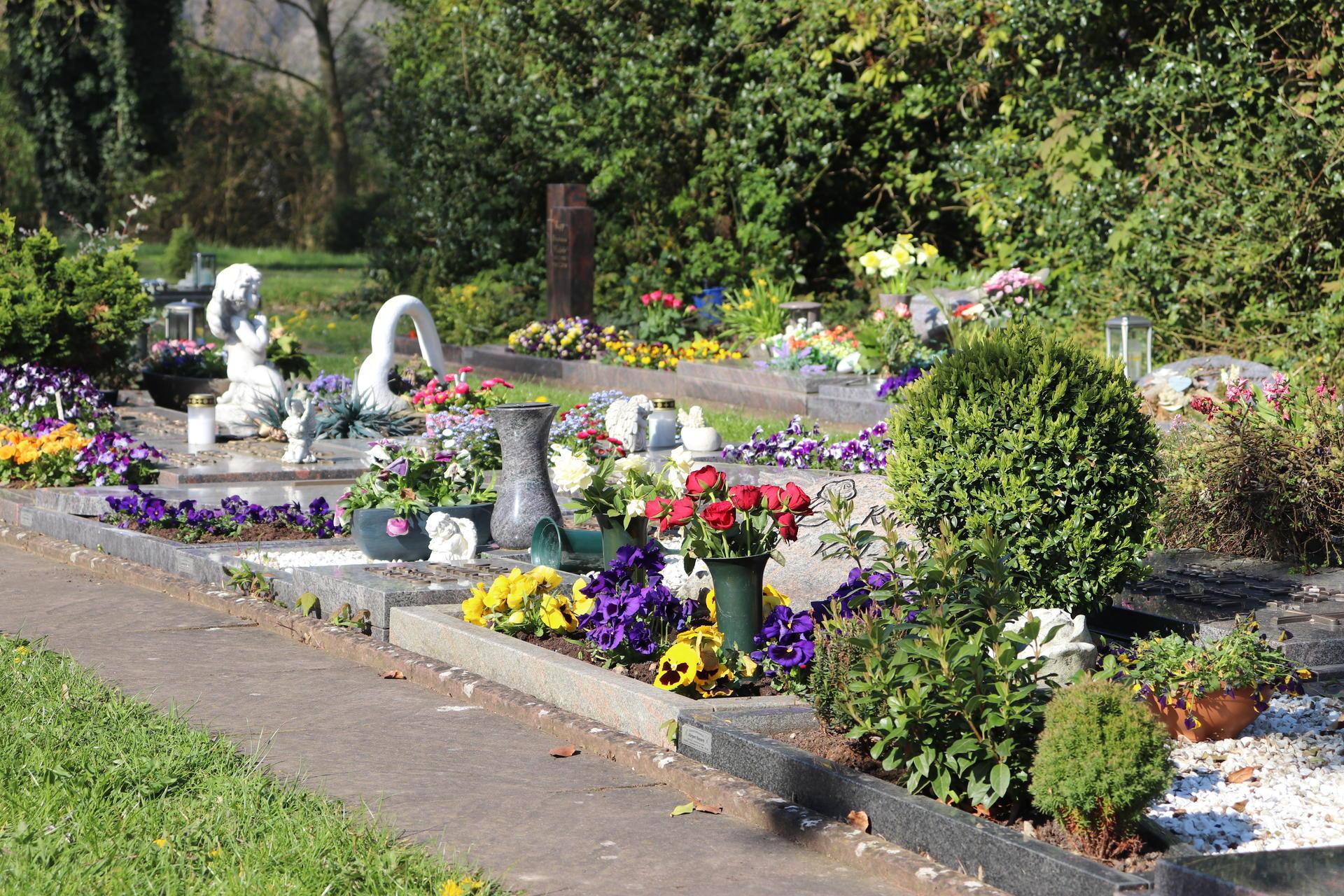 Katholischer Friedhof Heilig Kreuz Vlotho